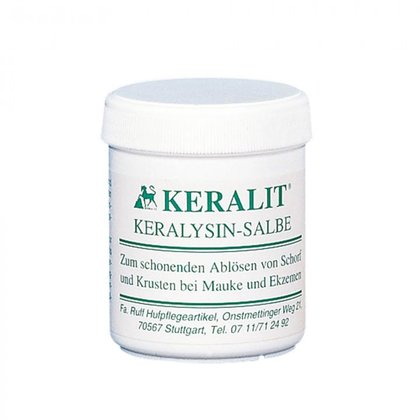Keralit Keralysin-Salbe 130ml Dose